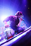 The Drive-By Truckers performing at the Pageant in St. Louis on October 4, 2010.
