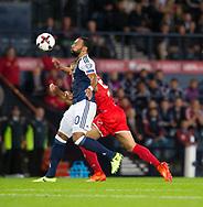 4th September 2017, Hampden Park, Glasgow, Scotland; World Cup Qualification, Group F; Scotland versus Malta;