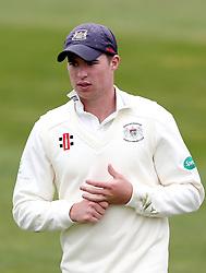 George Hankins of Gloucestershire - Mandatory by-line: Robbie Stephenson/JMP - 01/04/2016 - CRICKET - Bristol County Ground - Bristol, United Kingdom - Gloucestershire v Durham MCC University - MCC University Match