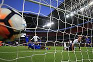 Tottenham Hotspur v Wimbledon - 7 Jan 2018