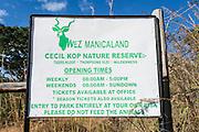 Cecil Kop Nature Reserve, Cecil Kop Nature Reserve, Mutare, Manucaland Province, Zimbabwe
