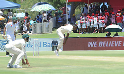 Pretoria 26-12-18. The 1st of three 5 day cricket Tests, South Africa vs Pakistan at SuperSport Park, Centurion. Day 1. Kagiso Rabada bowling. Picture: Karen Sandison/African News Agency(ANA)