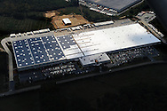 First phase is complete, second phase in progress,  of eventual 5+ megawatt SunEnergy1-installed million square feet rooftop solar array atop Shoe Show Corporate headquarters in Kannapolis, NC . Full project completion date projected to be January 2012.