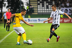 Luka Bobičanec of Mura during football match between NŠ Mura and Bravo in 2nd Round of Prva liga Telekom Slovenije 2019/20, on July 21, 2019 in Fazanerija, Murska Sobota, Slovenia. Photo by Blaž Weindorfer / Sportida