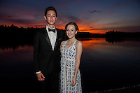 St Paul's School prom evening.  Karen Bobotas Photographer