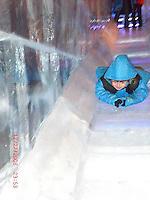 The ice show at The Gaylord Hotel Texas.Photo Credit; Rahav Segev/Photopass