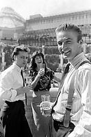 City boys, London, UK 1989.
