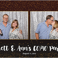 Brett & Anne 60/40 Photo Booth