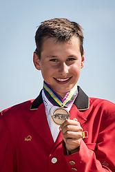 Philippaerts Thibault, (BEL), Okehurst Little Bow Wow<br /> Pony European Championships Malmo? 2015<br /> © Hippo Foto - Lotta Gyllensten