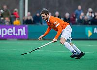 BLOEMENDAAL - Roel Bovendeert (Bldaal)  tijdens de competitie hoofdklasse hockeywedstrijd heren, Bloemendaal-Pinoke (3-2)   COPYRIGHT KOEN SUYK