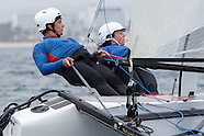 2014 ISAF Sailing World Cup | Nacra 17