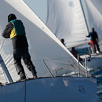 PRIMO CUP 2009. MONACO. FEBRUARY 2009. COPYRIGHT : THIERRY SERAY VOILE-EQUIPAGES-SAILING CREW-PART.1