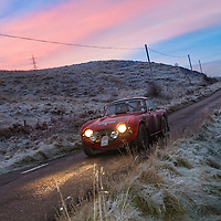 Car 11 David Hankin / David Bardwell - Triumph TR4
