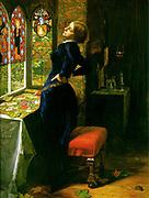 John everett millais mariana in the moated grange
