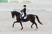 Dina Ellermann - Landy S Akvarel<br /> Alltech FEI World Equestrian Games™ 2014 - Normandy, France.<br /> © DigiShots