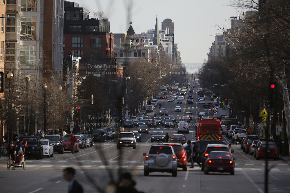 Traffic in Washington, DC