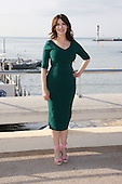 Nigella Lawson in photocall during the Cannes MIPCOM