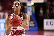 Ashley Walker<br /> Umana Reyer Venezia vs Famila Wuber Schio<br /> Lega Basket Femminile Serie A 2017/2018<br /> Venezia 15/10/2017<br /> Foto Ciamillo-Castoria/A.Gilardi