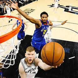 20,04,2019 NBA: Playoffs-Denver Nuggets at San Antonio Spurs