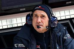 09.03.2011, Circuit de Catalunya, Barcelona, ESP, Formel 1 Test 4 2011,  im Bild Franz Tost (AUT), Scuderia Toro Rosso, Team Principal !EXPA Pictures © 2011, PhotoCredit: EXPA/ nph/  Poleposition.at       ****** only for AUT ans SLO *******
