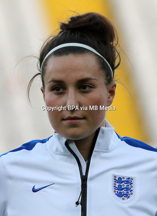 Fifa Womans World Cup Canada 2015 - Preview //<br /> Cyprus Cup 2015 Tournament ( Gsp Stadium Nicosia - Cyprus ) - <br /> Netherlands vs England 1-1   // Amy Turner of England