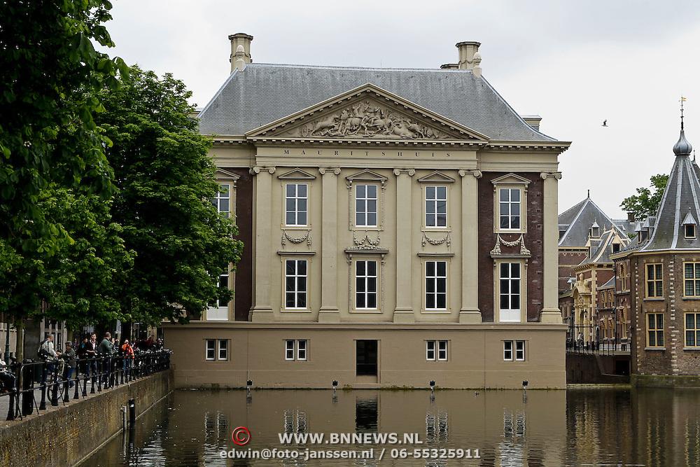 NLD/Den Haag/20100527 - Regeringsgebouw in Den Haag, Mauritshuis
