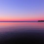 """Sunset Swim"" 2<br />