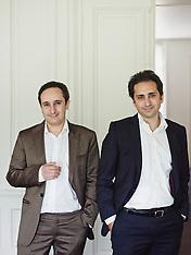 Jean-Jacques and Steve Ohana, Riskelia (Paris, Jun. 2013)