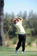 PAARL, SOUTH AFRICA - 11 February 2009, Divan du Piesanie during the second round of the SA Amateur Stroke Play Championships held at Pearl alley Golf Club in Paarl, South Africa..Photo by: sportzpics.net