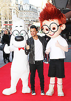 Peter Andre, Mr Peabody & Sherman 3D - VIP Gala Screening, VUE Leicester Square, London UK, 01 February 2014, Photo by Brett D. Cove