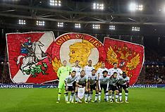 170926 Spartak Moscow v Liverpool