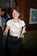 OLGA POLIZZI, Rocco Forte's Brown's Hotel Hosts 175th Anniversary Party, Browns Hotel. Albermarle St. London. 16 May 2013