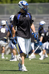 06 May 2007: Duke Blue Devils defenseman Ryan McFadyen (41) during a 19-6 victory over the Air Force Falcons at Koskinen Stadium in Durham, NC.
