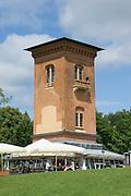 Turm auf dem Neroberg, Wiesbaden, Hessen, Deutschland | tower on Neroberg Wiesbaden, Hesse, Germany