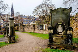 Grey Friars church yard in Edinburgh, Scotland<br /> <br /> (c) Andrew Wilson | Edinburgh Elite media