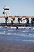 Seal Beach Pier Orange County