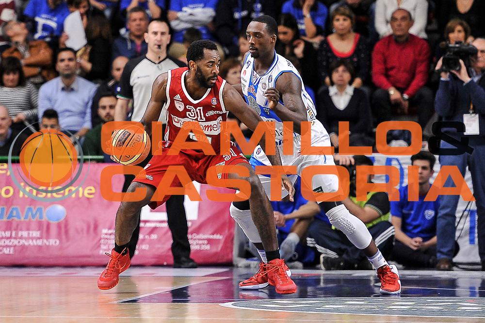DESCRIZIONE : Campionato 2014/15 Dinamo Banco di Sardegna Sassari - Openjobmetis Varese<br /> GIOCATORE : Christian Eyenga<br /> CATEGORIA : Palleggio Controcampo<br /> SQUADRA : Openjobmetis Varese<br /> EVENTO : LegaBasket Serie A Beko 2014/2015<br /> GARA : Dinamo Banco di Sardegna Sassari - Openjobmetis Varese<br /> DATA : 19/04/2015<br /> SPORT : Pallacanestro <br /> AUTORE : Agenzia Ciamillo-Castoria/L.Canu<br /> Predefinita :