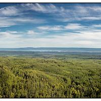 Flattop Panorama