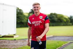 Taylor Moore arrives as Bristol City return for pre-season training ahead of the 2017/18 Sky Bet Championship Season - Rogan/JMP - 30/06/2017 - Failand Training Ground - Bristol, England - Bristol City Training.