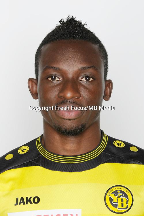 10.07.2013; Bern; Fussball Super League - Portrait BSC Young Boys Bern; <br />Samuel Afum (YB)<br />(Urs Lindt/freshfocus)