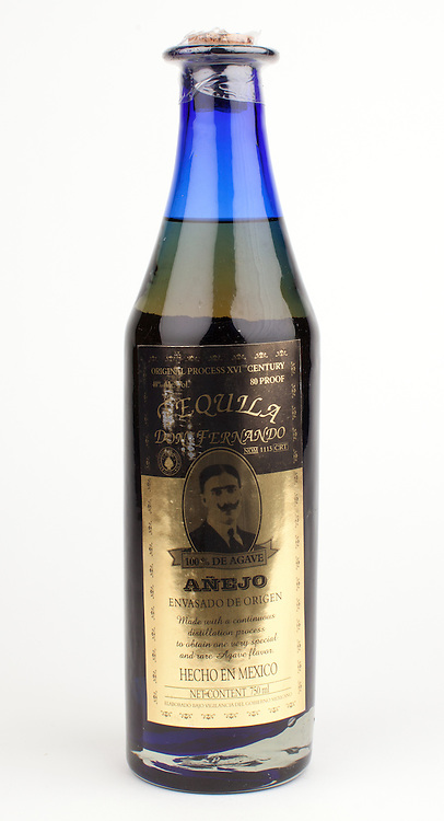 Don Fernando anejo -- Image originally appeared in the Tequila Matchmaker: http://tequilamatchmaker.com