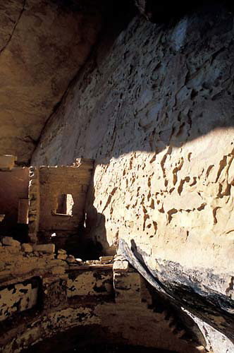 Anasazi, Ute Mountain Tribal Park, Indian Reservations, Lion Canyon, Eagle's Nest, Western Slope, Indian, Native American, Colorado