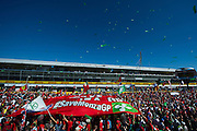 September 3-5, 2015 - Italian Grand Prix at Monza: Save Monza GP flag