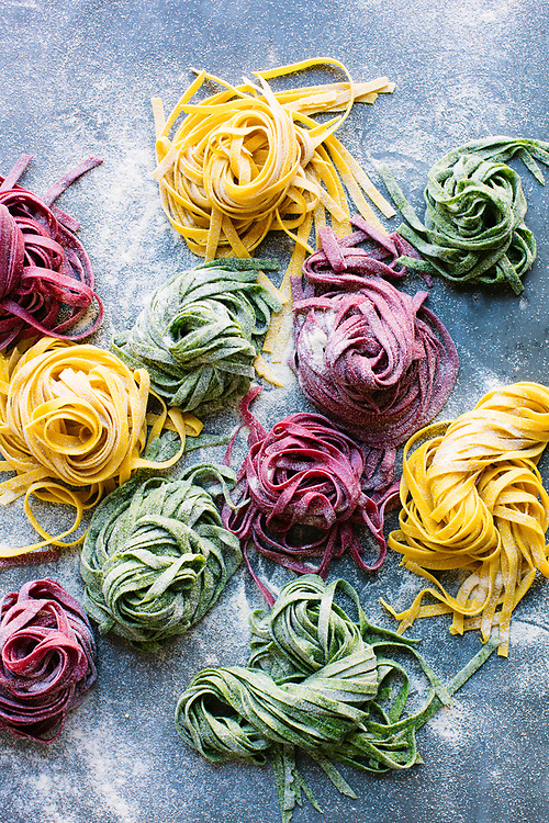 Homemade Infused Pasta