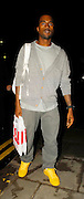 27.JUNE.2007. LONDON<br /> <br /> **EXCLUSIVE PICTURES**<br /> <br /> KANYE WEST ARRIVING AT HIS HOTEL AHEAD OF THE DIANA MEMORIAL CONCERT ON SUNDAY.<br /> <br /> BYLINE: EDBIMAGEARCHIVE.CO.UK<br /> <br /> *THIS IMAGE IS STRICTLY FOR UK NEWSPAPERS AND MAGAZINES ONLY*<br /> *FOR WORLD WIDE SALES AND WEB USE PLEASE CONTACT EDBIMAGEARCHIVE - 0208 954 5968*