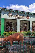Restaurante El Cochinito, Havana Vedado, Cuba.