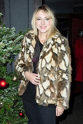 © Licensed to London News Pictures. 09/12/2013, UK. Ali Bastian, Made In Chelsea - perfume launch, Raffles, 287 King's Road, Chelsea, London UK, 09 December 2013. Photo credit : Raimondas Kazenas/Piqtured/LNP