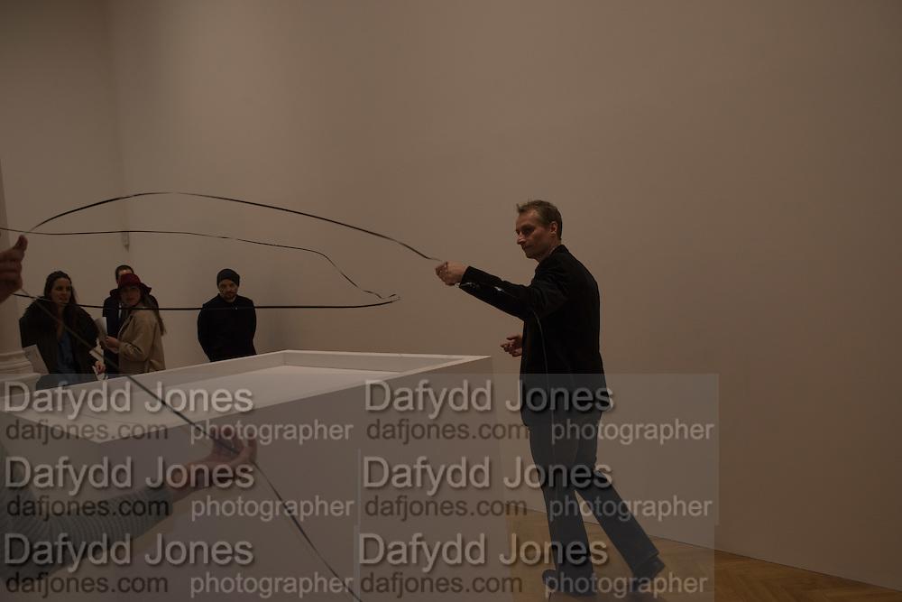 ZILVINAS KEMPINAS;, Pace London presents The Calder Prize 2005-2015, Burlington Gardens, London.  Thursday 11 February 2016,