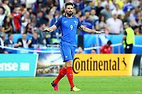 Esultanza Gol Olivier Giroud Francia  Goal celebration <br /> Paris 10-06-2016 Stade de France Footballl Euro2016 France - Romania  / Francia - Romania Group Stage Group A. Foto Matteo Ciambelli / Insidefoto
