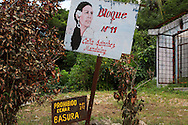 Celia Sanchez in Arcos de Canasi, Mayabeque, Cuba.